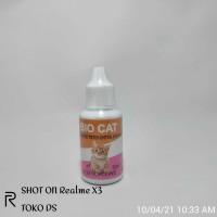Bio Cat - Antibiotik Kucing Infeksi Pencernaan Kitten Membasmi Bakteri