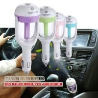 Pelembab Kabin Mobil Car Humidifier Car Aroma Terapi Diffuser