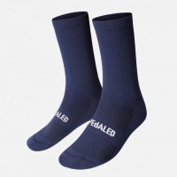 Kaos Kaki Sepeda - PEdALED Mirai Lighweight Cycling Socks - Navy