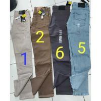 30/32/-Celana Slim Fit JeanS Pria Nevada