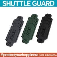 SLOPE Shuttle Guard - Pelindung Frame Downtube Sepeda - Hitam