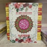 Al Qur'anulkarim Al Karimah Mushaf Utsmani - Putih