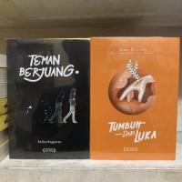 Paket 2 Novel Teman Berjuang - Tumbuh Dari Luka - Indra Sugiarto