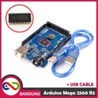 ARDUINO MEGA 2560 R3 CH340 COMPATIBLE BOARD + USB CABLE