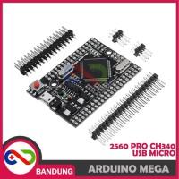 ARDUINO MEGA 2560 PRO CH340 MICRO USB