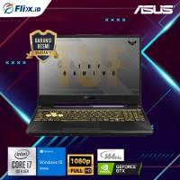 ASUS TUF GAMING F15 FX506LH i7 10750H 8GB 512GB GTX1650 W10