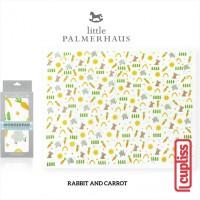 Little Palmerhaus Wonderpad Rabbit and Carrot Perlak Bayi
