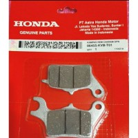 Dispad Depan Kampas Rem Depan Honda Beat Fi Vario KVB T01