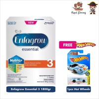 Enfagrow ESSENTIAL 3 Susu Formula 1800 gram Vanila