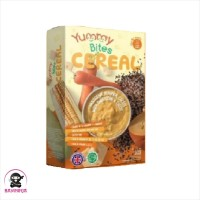 YUMMY BITES Cereal Multigrain Pumpkin Carrot Sweetcorn Cheese 100 g