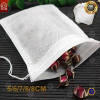 Kantong Teh Celup 100 PCS / Paper Bag Tea / Filter Kertas Teh 100 PCS