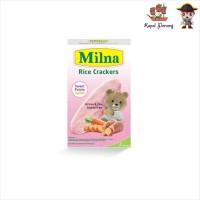 Milna Rice Crackers Sweet Potato Carrot 5x4g