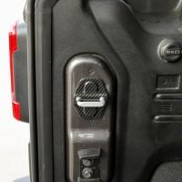 Cover Kunci Pintu Model Gladiator Jt 2020 Untuk Jeep Wrangler Jl