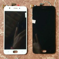 A57 LCD TOUCHSCREEN TS OPPO A57 ORIGINAL BERGARANSI TEST Hitam Putih