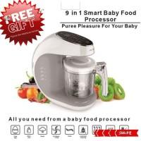 Iq Baby 9in1 Smart Baby Food Processor I.Q. Baby IQ-921 Blender MPASI