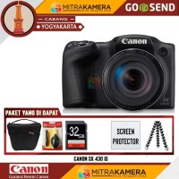 Canon Powershot Sx430 Is Paket