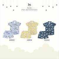 Little Palmerhaus - Piyama Anak Lounge Set Setelan Piyama Anak