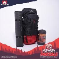 Avtech - Parsale 17 - Carrier Levuca - Matras - Sleeping Bag 1011