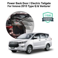 Power Back Door Innova Reborn Type Q & Venturer MTECH