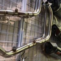 Header Knalpot Prospeed Yamaha R25 Stainless leheran knalpot