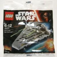 30277 First Order Star Destoryer Polybag Lego Starwars star wars