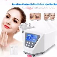 Vanadium Titanium Injection Gun Beauty Instrument for Wrinkle Removal