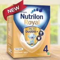 Nutrilon Royal 4 1800 gram Vanila