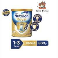 Nutrilon Royal 3 800 gram Vanila NEW! Anti Duobio+