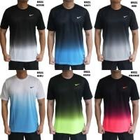 Kaos Training Pria Nike 6921 Import Baju Olahraga Cowok Gym Futsal