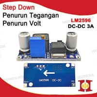 DC TO DC 3A Stepdown LM2596 Module Adjustable Mini Power Supply