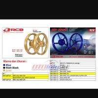 Velg Bintang RCB 522 Motor Mio Warna Gold Ukuran 120 Ring 17 Depan