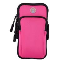 Tas HandPhone di Lengan untuk Olahraga Armband HP Holder Waterproof