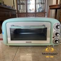 Ariete Oven Toaster Vintage 18 Ltr / Oven listrik Ariete 18 liter