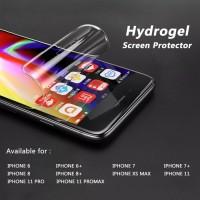 HYDROGEL IPHONE 6 7 8 PLUS ANTI GORES GEL SCREEN PROTECTOR VIP