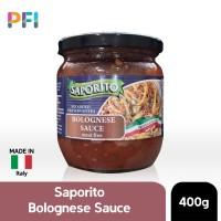 Saporito Pasta Sauce Bolognese 400g