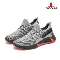 Larocking - Vortex Abu | Sepatu Sneakers Running Gym Shoes Sports - Abu, 39