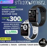 Apple Watch Nike+ Series SE 44mm 40mm Black Space Grey, Silver White 6