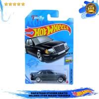 Hot Wheels Mercedes Benz 500 E Hitam Classics Timothy Diecast