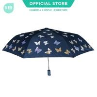 USS Magic Color Umbrella / Payung Berubah Motif / Payung Lipat