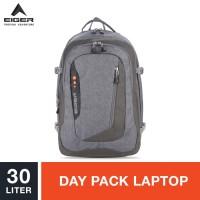 Eiger Andesite 01 Daypack Laptop 30L - Grey / Tas Laptop Pria