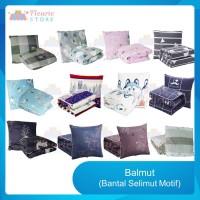 Balmut - Bantal Selimut Karakter 2in1 (Travel Pillow Blanket)