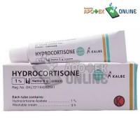 HYDROCORTISONE 1% CREAM 5GR