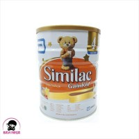 SIMILAC Gain Kid Vanila Susu Pertumbuhan Tin 900g / 900 g