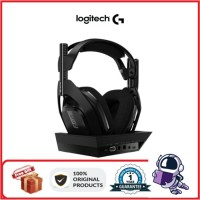Logitech Astro A50 wireless gaming headset, head-mounted 7.1