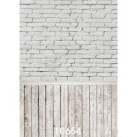 Kain Backdrop Studio Fotografi Cloth Background Foto Video 150x200 cm - Putih