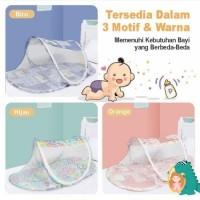 Kelambu Bayi Lipat Tempat Tidur Baby Mosquito Net Klambu