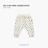 KFC x Hey Baby Jogger White