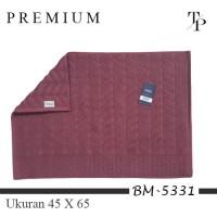Keset Handuk Terry Palmer Premium BM 5331ukuran 45 x 65 cm