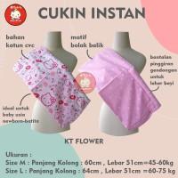 KT Flower INSTANT CUKIN sz M (45-60kg) Cukin Instant pupsik