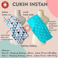 Trivia Tosca INSTANT CUKIN sz L (60-75kg) Cukin Instant